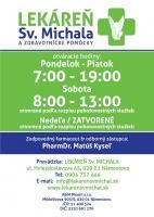 Lekáreň Sv. Michala